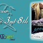 Blog Tour Week for The Trouble With Goodbye!!!