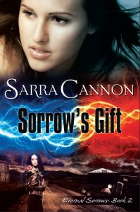Sorrow's Gift Cover!