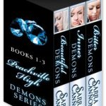 New Vampire Book from Karly Kirkpatrick and Peachville Box Set Sale!