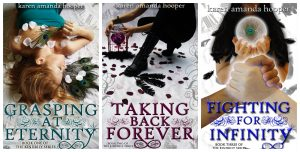 Fighting For Infinity – New Release by Karen Amanda Hooper!!!