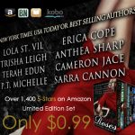 Dark Roses: 8 Bestselling YA Paranormal Romances for 99 Cents!