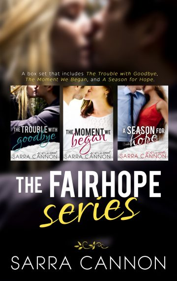 The Fairhope Series Box Set: Books 1-3