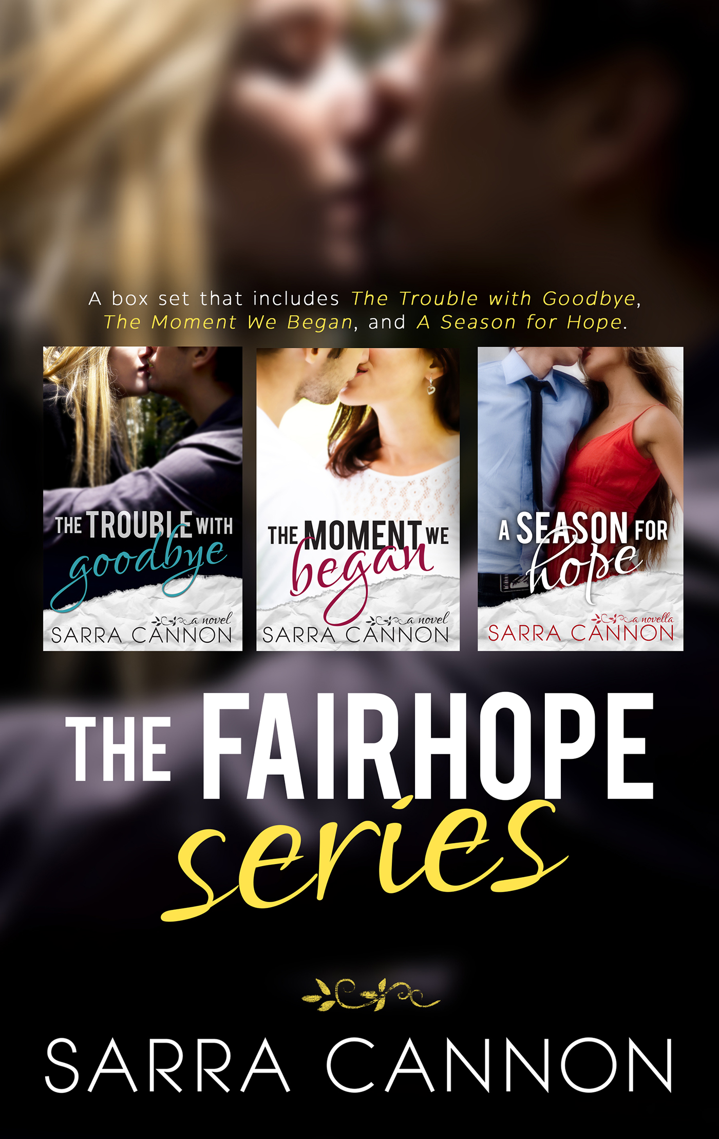 Fairhope Series Box Set