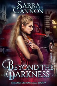 Beyond The Darkness Cover Reveal and Release Date!!