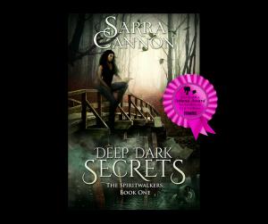 Deep Dark Secrets Is An Athena Finalist!