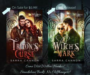 Witch's Mark Release!! (Triton's Curse on Sale!)