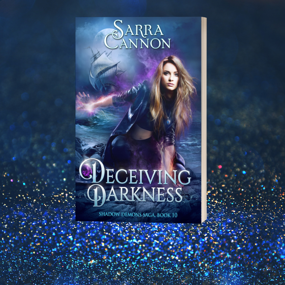 Forever (Demon Witch Book 10)