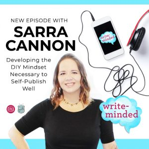 "Listen To My Interview on the ""Write-Minded"" Podcast!"